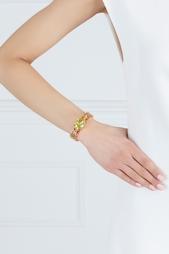 Позолоченный браслет с кристаллом Mawi