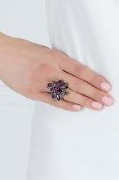 Кольцо Rebel Romance с кристаллами Mawi