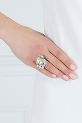 Кольцо с кристаллом Mawi