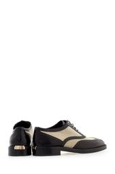 Кожаные ботинки Gennie Burberry