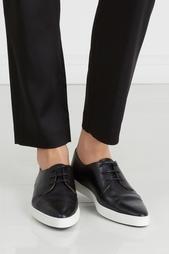 Кожаные ботинки Donna Swear