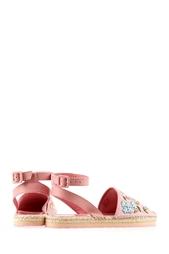 Хлопковые сандалии Red Valentino