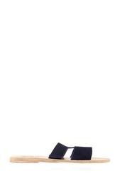 Замшевые сандалии Apteros Ancient Greek Sandals