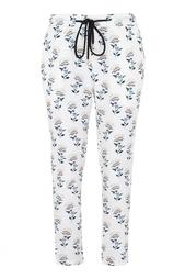 Шелковые брюки Markus Lupfer