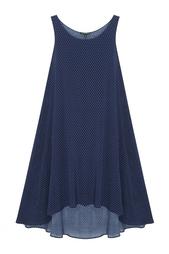 Платье с косынкой в горох Victoria Andreyanova