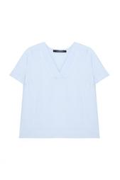 Хлопковая футболка Freshblood