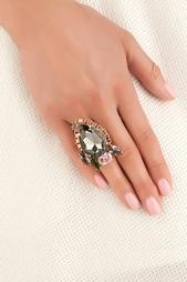 Кольцо с кристаллами Swarovski Mawi