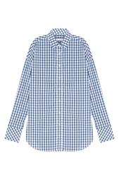 Хлопковая рубашка Flambe