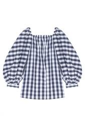 Хлопковая блузка Flambe