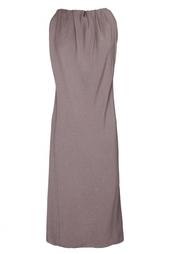 Шелковое платье Rick Owens