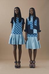 Джинсовое платье House of Holland