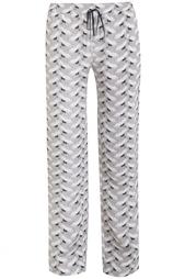 Шелковые брюки Holly Fulton
