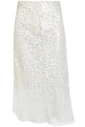 Шелковая юбка Jason Wu