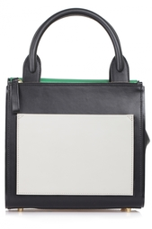 Кожаная сумка Pierre Hardy