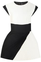 Платье из искусственного шелка Fausto Puglisi