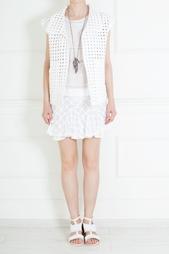 Хлопковая юбка Isabel Marant
