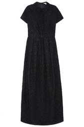 Платье в пол Carven