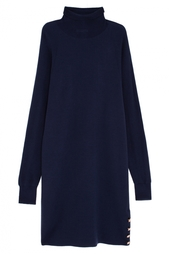 Платье из шерсти мериноса See By Chloe