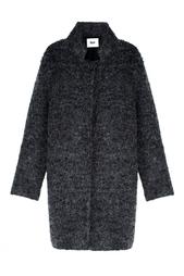 Шерстяное пальто BZR by Bruuns Bazaar