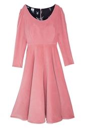 Бархатное платье Les'