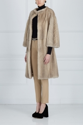 Норковое пальто Natalia Gart