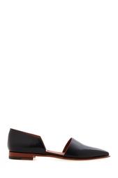 Кожаные туфли Medea Acne Studios