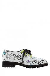 Ботинки с принтом Suecomma Bonnie