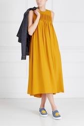 Платье с вышивкой No.21