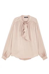 Шелковая блузка Miriam Bruuns Bazaar