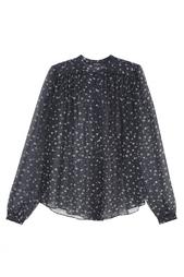 Шелковая блузка Irisa Bruuns Bazaar