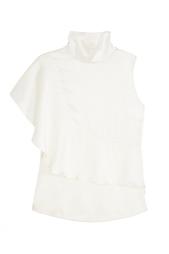 Шелковая блузка Avas Bruuns Bazaar