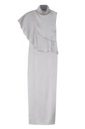 Шелковое платье Bruuns Bazaar
