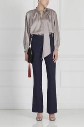 Однотонные брюки Bruuns Bazaar