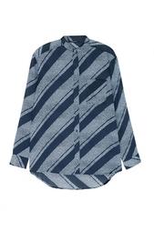 Блузка с принтом Bruuns Bazaar