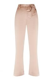 Шелковые брюки Bruuns Bazaar