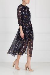 Шелковое платье Edition 10