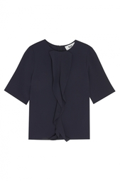 Однотонная блузка BZR by Bruuns Bazaar
