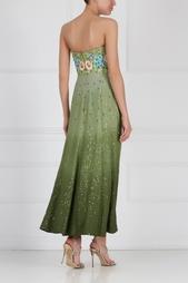 Платье с вышивкой (80-е) Peremotka