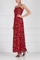 Платье с вышивкой CHRISTIAN LACROIX (80-е) Peremotka