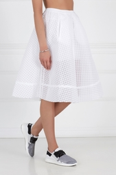 Однотонная юбка A-LINE SKIRT Adidas