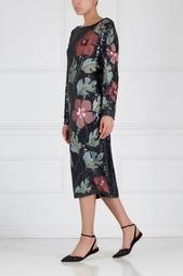Платье с пайетками (80-е) Peremotka