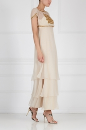 Платье с вышивкой (70-е) Peremotka