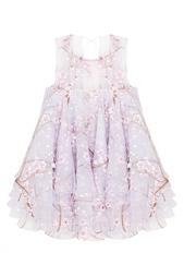 Полупрозрачное платье Esve
