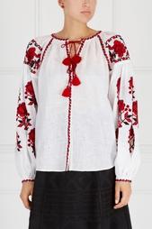 Блузка из льна Vita Kin