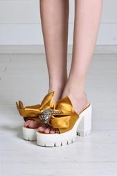 Туфли на платформе No.21