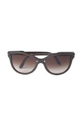 Солнцезащитные очки в темной оправе Stella Mc Cartney