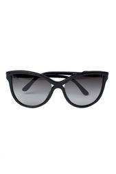 Солнцезащитные очки в  черной оправе Stella Mc Cartney