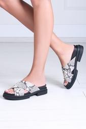 Кожаные сандалии ASH