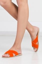 Сандалии из кожи пони Thais Ancient Greek Sandals