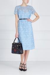 Хлопковое платье Nina Ricci